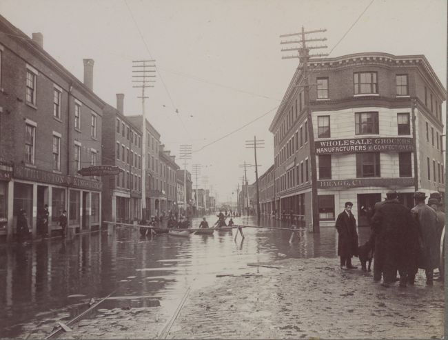Bangor Flood of 1902