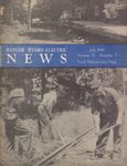 Bangor Hydro Electric News: July 1940: Volume 10, No.7, Track Maintenance Department Issue