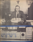 Bangor Hydro Electric News: June 1940, Volume 10, No.6, Commercial Department Issue