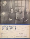 Bangor Hydro Electric News: May 1940: Volume 10, No.5, Quarter Century Club Issue by Bangor Hydro Electric Company