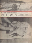 Bangor Hydro Electric News: January 1940: Volume 10, No.1, Engineering Department Issue