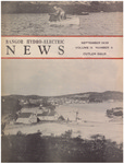 Bangor Hydro Electric News: September 1939: Volume 9, No.9 -- Cutler, Maine Issue