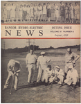 Bangor Hydro Electric News: August 1939: Volume 9, No.8 -- Outing Issue