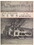 Bangor Hydro Electric News: May 1939: Volume 9, No.5 -- East Corinth District Issue by Bangor Hydro Electric Company