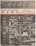 Bangor Hydro Electric News: Volume 9, No.3 -- Purchasing Department Issue by Bangor Hydro Electric Company