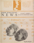 Bangor Hydro Electric News: February 1939: Volume 9, No.2, Collection Department Issue