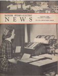 Bangor Hydro Electric News: January 1939: Volume 9, No.1 -- Billing Department Issue