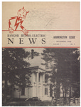 Bangor Hydro Electric News: September 1938: Volume 7, No.9, Harrington Issue