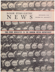 Bangor Hydro Electric News: November 1938: Volume 8, No.11, Bangor Meter Department Issue