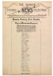 Bangor Hydro Electric News: April 1937: Volume 6, No.4, Quarter Century Club Issue