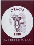 The Oracle 1988 by Bangor High School