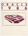 The Oracle 1986 by Bangor High School