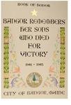 Bangor Book of Honor