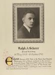 Scherer, Ralph A.