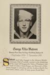 Watson, George Ellis