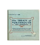 A Souvenir of the Treaty of Portsmouth New Hampshire