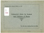 23rd Annual Report of the Temporary Home for Women and Children of Maine