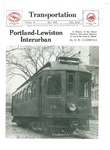 Portland-Lewiston Interurban: a history of the finest electric interurban railway to run in the State of Maine by Osmond Richard Cummings