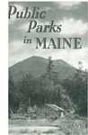Public parks in Maine by State of Maine, State Park Commission