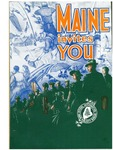 Maine Invites You: 11th Edition [1945] by Maine Publicity Bureau