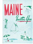 Maine Invites You: 24th Edition [1958] by Maine Publicity Bureau