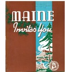 Maine Invites You: 7th Edition [1939] by Maine Publicity Bureau