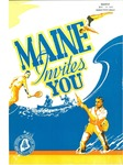 Maine Invites You: 14th Edition [1948] by Maine Publicity Bureau