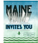 Maine Invites You: 5th Edition [1937] by Maine Publicity Bureau