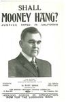 Shall Mooney Hang? by Robert Berkeley Minor
