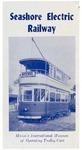 Seashore Electric Railway Pamplets