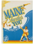 Maine Invites You: 15th Edition [1949] by Maine Publicity Bureau