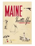 Maine Invites You: 25th Edition [1959]