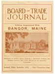 Getting Acquainted with Bangor, Maine by Board of Trade Journal