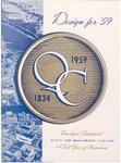 Design for '59: 1834-1959 Quasquicentennial City of Bangor, Maine