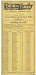Boston and Bangor Steamship Company Proposed Sailings by Boston and Bangor Steamship Company