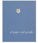 Of Paper and People (A Story of the Eastern Corporation of Bangor, Maine)