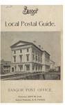 Bangor Local Postal Guide v.1 1899