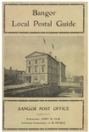 Bangor Local Postal Guide v.2 1905