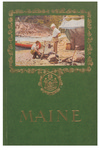 Maine the Land of Remembered Vacations 1937