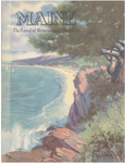 Maine the Land of Remembered Vacations 1946 by Maine Development Commission