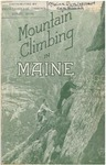 Mountain Climbing in Maine by Maine Development Commission