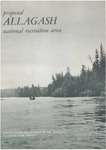 Proposed Allagash National Recreation Area