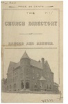 The Church Directory of Bangor and Brewer 1895