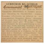 Valentine Henneman, Snow Sculpture Artist, Bangor Maine 1923, Newspaper Articles by Valentine Henneman