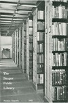 Bangor Public Library Annual Report 1952 by Bangor Public Library