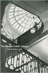 Bangor Public Library Annual Report 1953