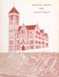 Annual Report, Bangor, Maine: 1965 by City of Bangor, Maine