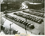 Free Municipal Parking Abbott Square, ca. 1954