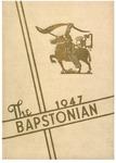 The Bapstonian: 1947