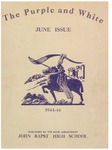 The Purple and White: June 1944